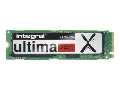 Integral UltimaPro X - Disque SSD - 240 Go - PCI Express 3.0 x4 (NVMe)
