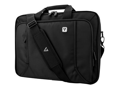 V7 Professional Frontloader Laptop Case Notebook carrying case 17INCH black