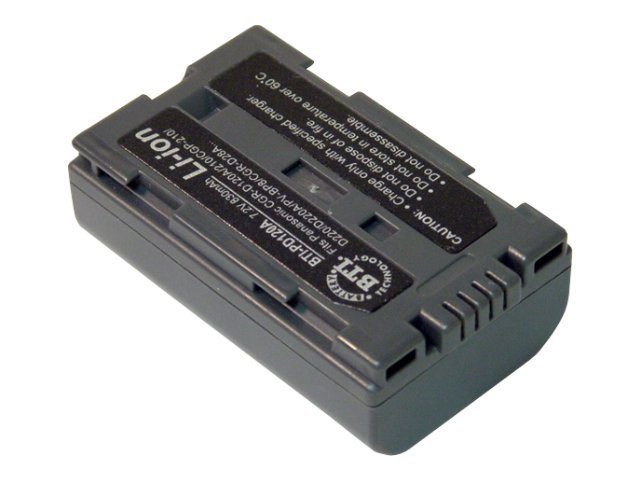 BTI PD 120A camcorder battery - Li-Ion