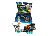 LEGO Dimensions Fun Pack Back to the Future: Doc Brown - Additional video game figure kit