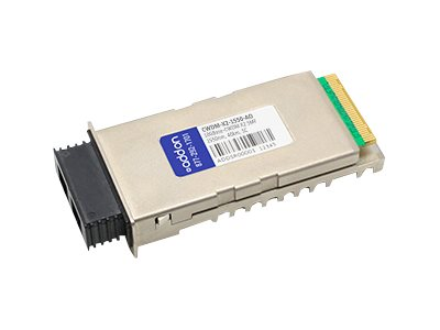 AddOn - X2 transceiver module - 10 GigE - TAA Compliant