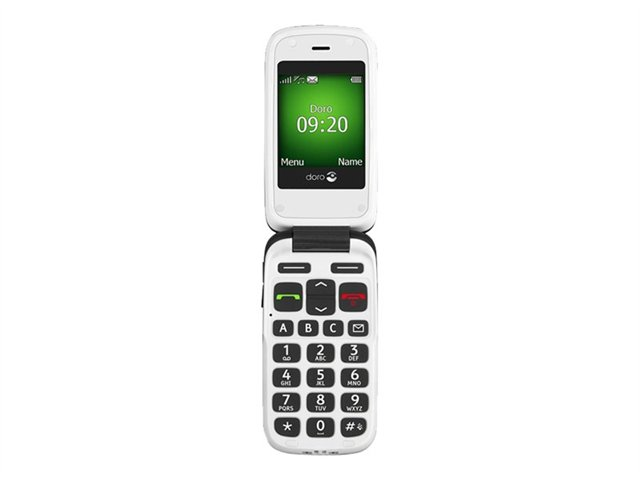 5808 doro phoneeasy 610 mobile phone gsm currys pc. Black Bedroom Furniture Sets. Home Design Ideas