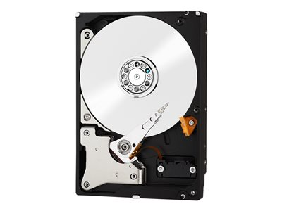 WD Red NAS Hard Drive WD80EFAX Hard drive 8 TB internal 3.5INCH SATA 6Gb/s 5400 rpm