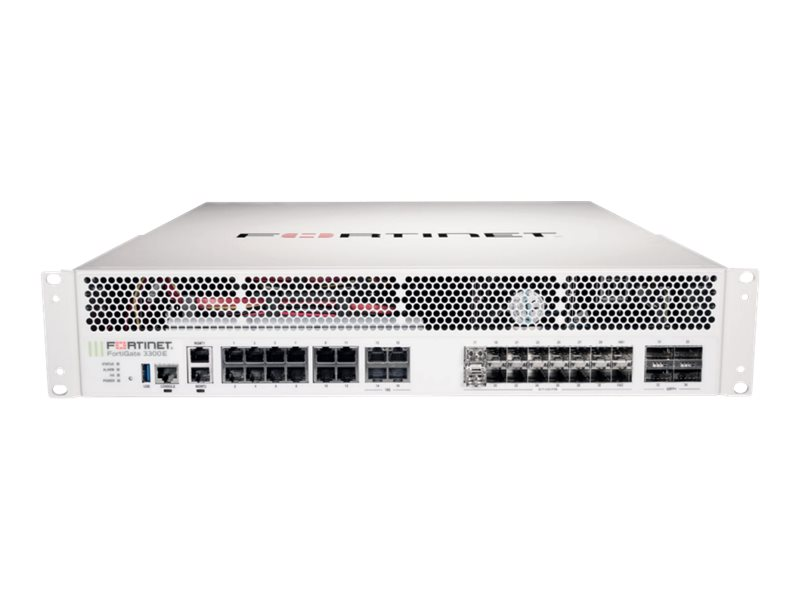 Fortinet FortiGate 2201E - security appliance - with 1 year 360 Protection Bundle