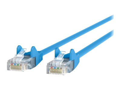 Belkin High Performance patch cable - 61 cm - blue - B2B