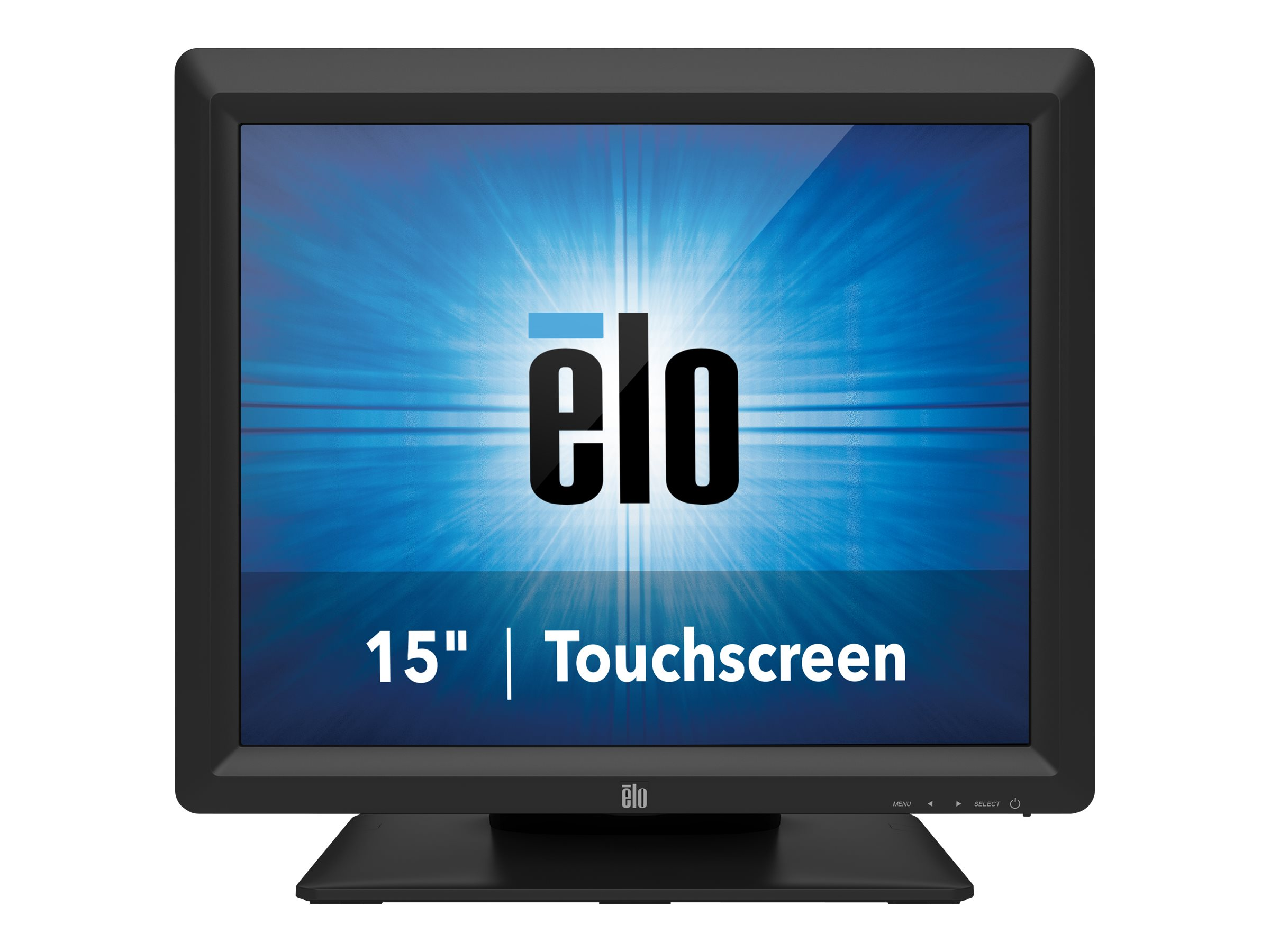 Elo Desktop Touchmonitors 1517L AccuTouch - LED-Monitor - 38.1 cm (15