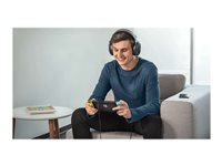 CORSAIR Gaming HS70 Headset full size Bluetooth wireless, wired USB, 3.5 mm jack
