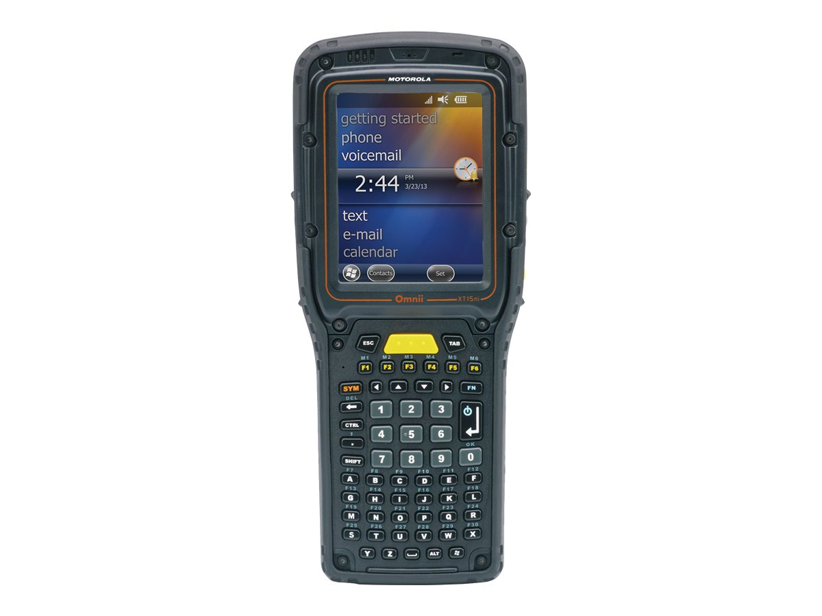 Zebra Omnii XT15ni - data collection terminal - Win CE 6.0 - 1 GB - 3.7""