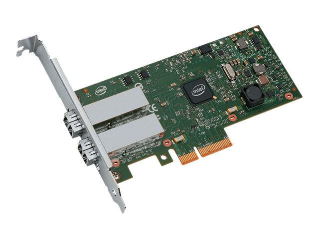 Intel Ethernet Server Adapter I350-F2 - Netzwerkadapter - PCIe 2.1 x4 Low-Profile - 1000Base-SX x 2