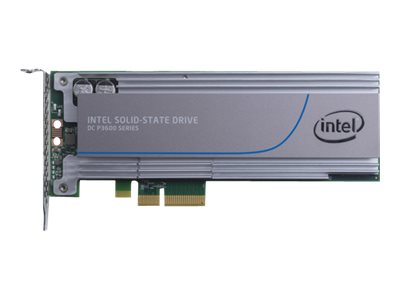 Intel Solid-State Drive DC P3600 Series - Solid-State-Disk - 800 GB - intern - PCI Express 3.0 x4 (NVMe)