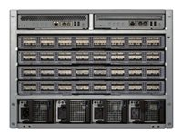 Arista 7304X3 Switch managed front to back airflow rack-mountable