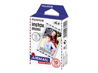 Fujifilm Instax Mini Air mail - Instant-Farbfilm