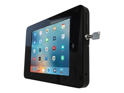 Tryten Enclosure for tablet lockable black wall-mountable