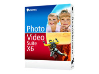 Corel Photo Video Suite X6 Maintenance (1 year) 100 users academic CTL