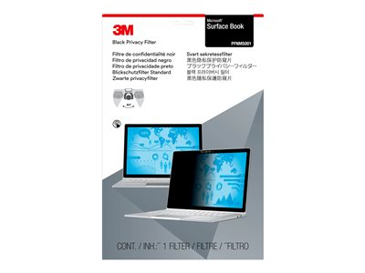 3M Privacy Filter for Microsoft Surface Book notebook privacy filter