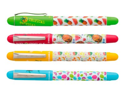 Stylos plumes fantaisie ink Tropical PLUMink - stylo plume