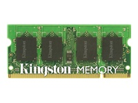 Kingston - DDR2 - 2 GB - SO-DIMM 200-pin - 800 MHz / PC2-6400 - unbuffered - non-ECC - for Acer Aspire 2930, 4930, 5930, 7730, 8930; TravelMate 4730, 5730