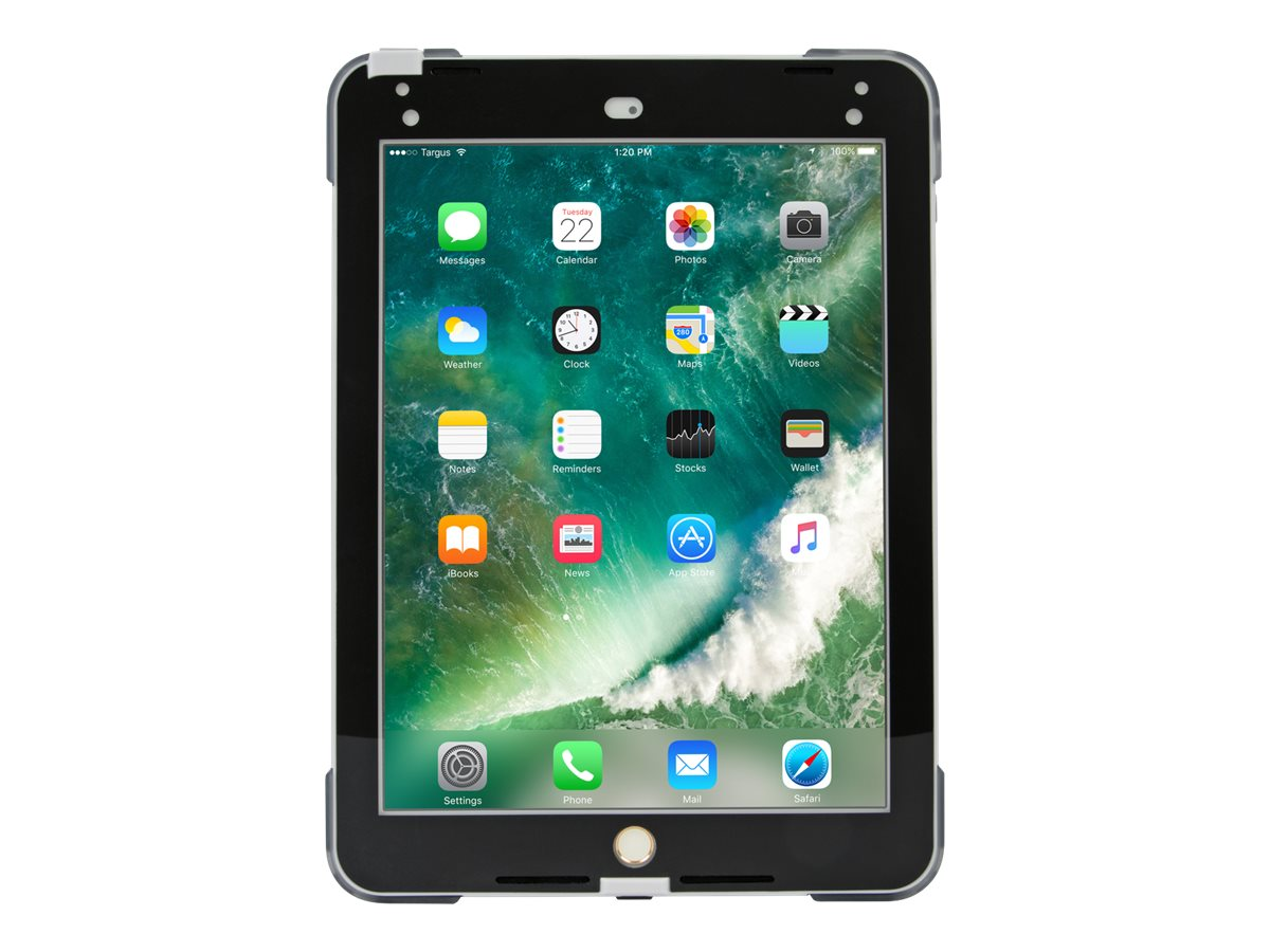 Targus SafePORT Rugged Case for iPad (5th gen./6th gen.), iPad Pro (9.7-inch), and iPad Air 2 - protective case for tab…