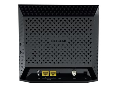 NETGEAR AC1600 WiFi Cable Modem Router Wireless router cable mdm GigE 802.11a/b/g/n/ac