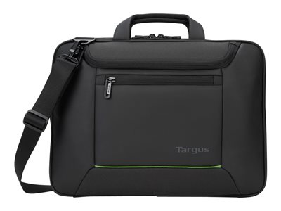 Targus EcoSmart Balance Notebook carrying case 12INCH 15.6INCH black image