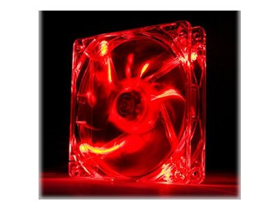 Thermaltake Pure 12 - Lüftungseinheit - 120 mm - Rot