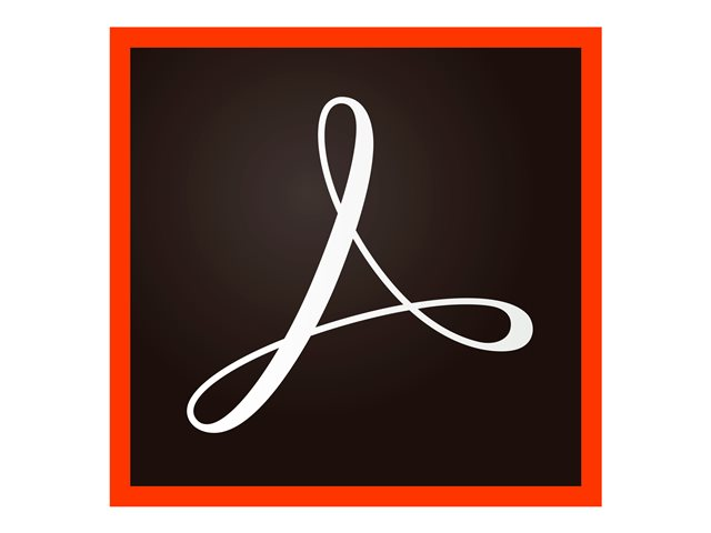 Image of Adobe Acrobat Pro 2017 - box pack - 1 user