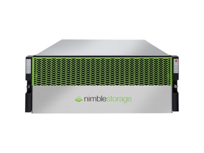Nimble Adaptive Flash CS-Series AFS2 Shelf - storage enclosure