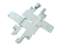 Picture of Cisco Ceiling Grid Clip: Flush - network device mounting kit (AIR-AP-T-RAIL-F=)