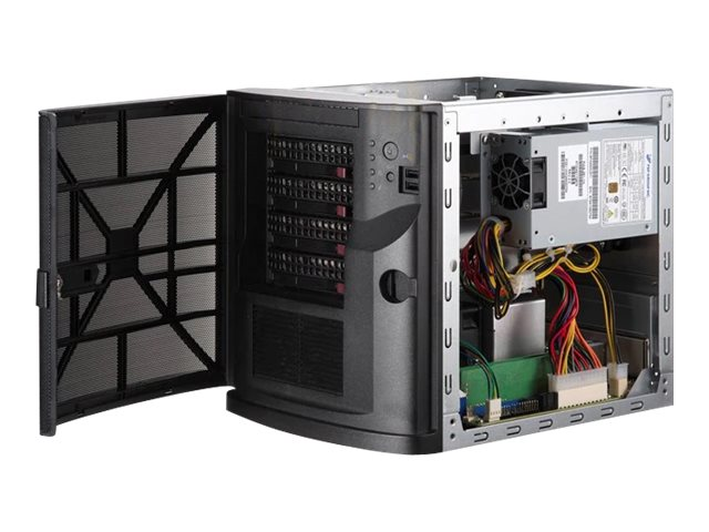 Supermicro SuperServer SYS-5029C-T (Black)
