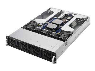ASUS ESC4000 G3 Server rack-mountable 2U 2-way no CPU RAM 0 GB SATA hot-swap 3.5INCH