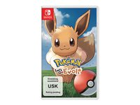 Pokémon Let's Go, Evoli! - Nintendo Switch