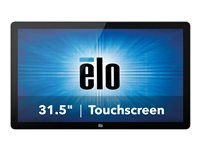 Elo Interactive Digital Signage Display 3202L Projected Capacitive 31.5INCH Class LED display