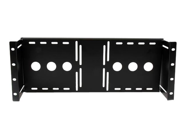Computer Components StarTech.com Universal VESA LCD Monitor Mounting Bracket for 19in Rack or Cabinet - bracket