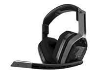ASTRO A20 - For Xbox One - headset - full size - 5.8 GHz - wireless - silver, Call of Duty