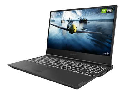 Lenovo Legion Y540-15IRH 15.6' I7-9750H 16GB 512GB RTX 2060 / Intel UHD Graphics 630 Windows 10 Home 64-bit