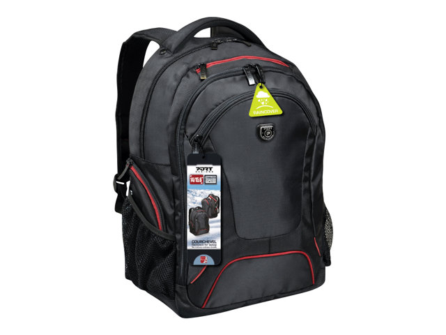 Image of PORT Back Pack and Messenger Line COURCHEVEL notebook carrying backpack