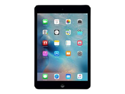Apple iPad mini 2 Tablet 32 GB 7.9INCH IPS (2048 x 1536) black refurbished