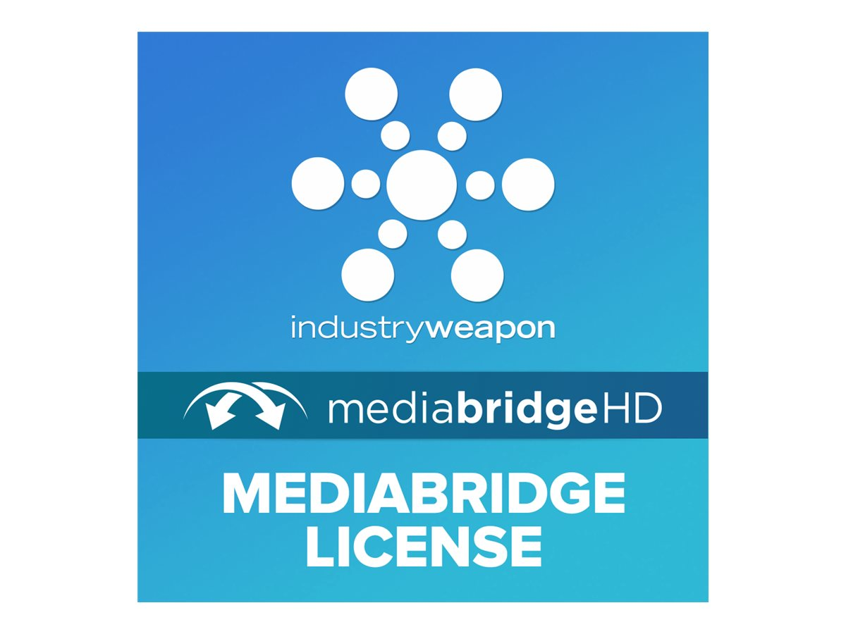 MediaBridge (VMWare based) - license - 1 license
