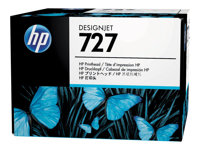 HP 727 - Grey, yellow, cyan, magenta, matte black, photo black