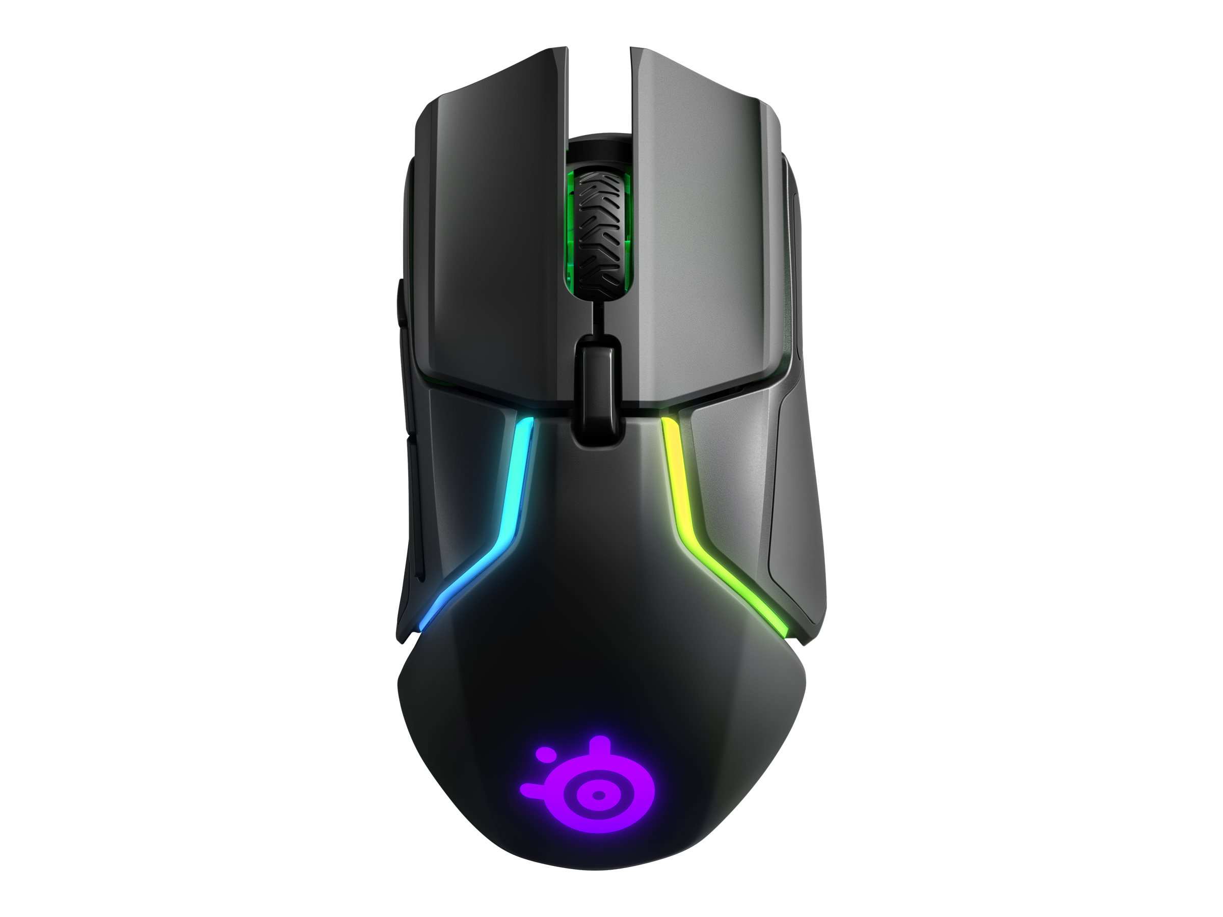 SteelSeries Rival 650 - mouse - USB, 2.4 GHz