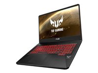 ASUS TUF Gaming FX705DY RS51 Ryzen 5 3550H / 2.1 GHz Win 10 Home 64-bit 8 GB RAM 1 TB HDD