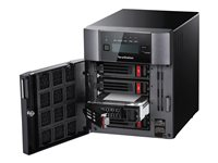 BUFFALO TeraStation 5410DN TS5410DN0402 NAS server 4 bays 4 TB SATA 6Gb/s HDD 2 TB x 2