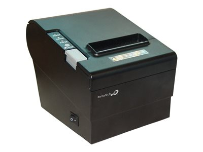 Bematech LR2000E - Receipt printer - thermal line - Roll (3.13 in) - 180 x 180 dpi - up to 590.6 inch/min - USB, LAN, serial