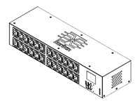 Raritan Dominion PX PX3-1833R Power distribution unit (rack-mountable) AC 208 V 5800 VA