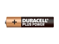 Picture of Duracell Plus Power battery - 24 x AA type - Alkaline (MN1500B24)