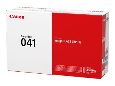 Canon 041 - black - original - toner cartridge