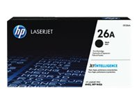 HP 26A Black original LaserJet toner cartridge (CF226A) f