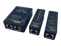 VALUE LANtest Multi-Network Cable Tester - Netzwerktester-Set