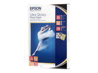 Picture of Epson Ultra Glossy Photo Paper - photo paper - 50 sheet(s) - 100 x 150 mm (C13S041943)