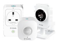 mydlink Smart Home HD Starter Kit - Home automation / security system